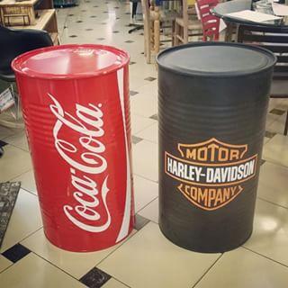 Tambor Coca Cola