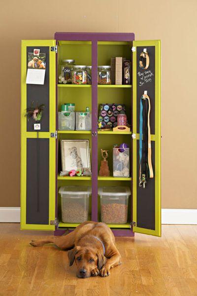 armário canino