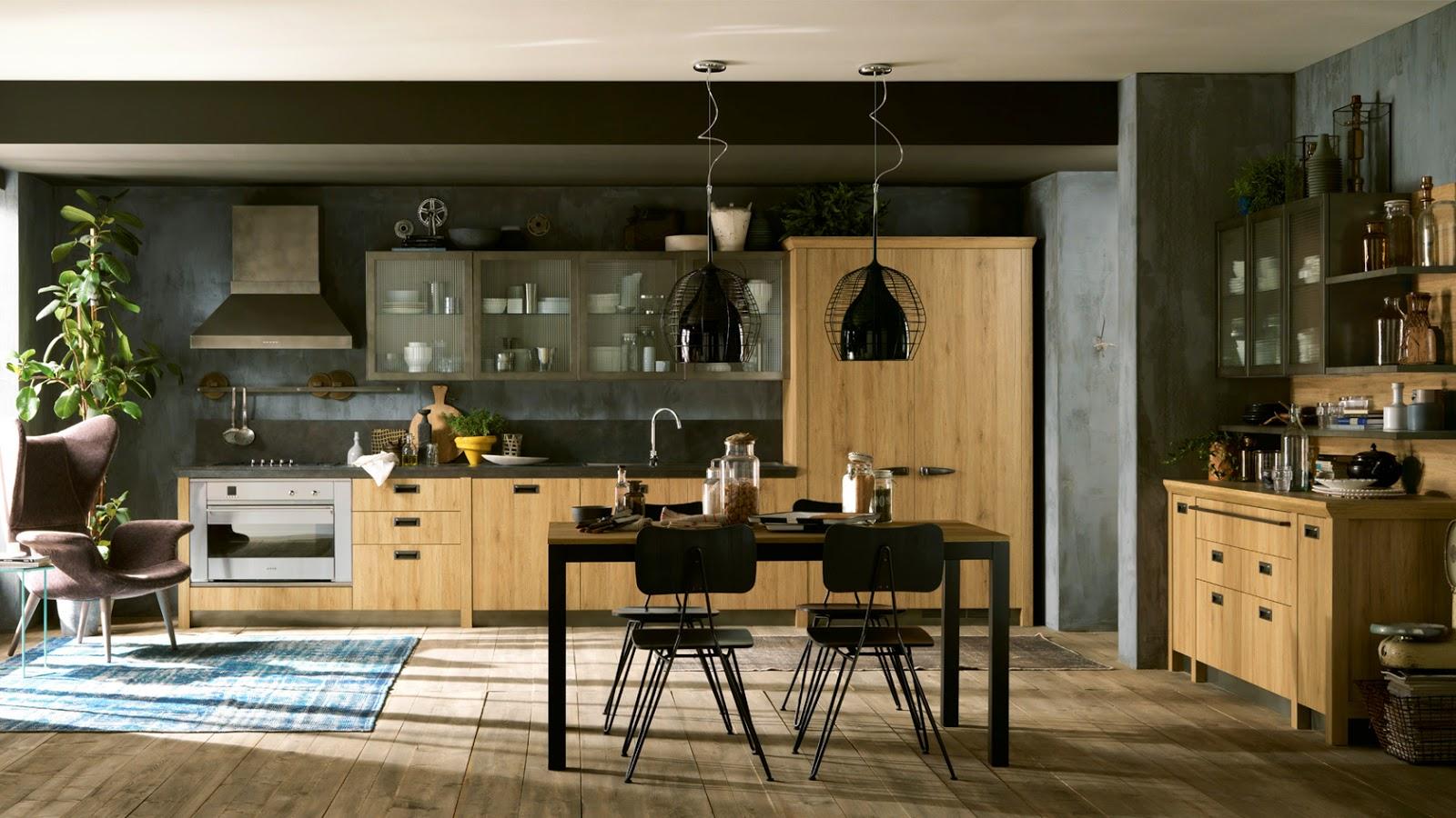 Decora O Industrial 3 Cozinhas Decor Home Organizer