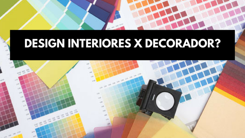 Cursos for Decorador de interiores hernani